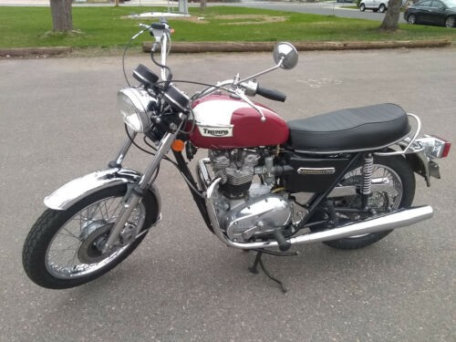 1976 Triumph Bonneville for sale craigslist