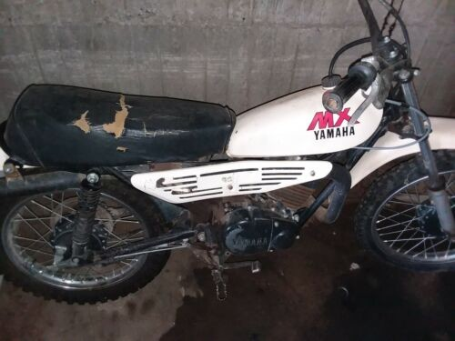 1976 Yamaha MX 100 White for sale craigslist