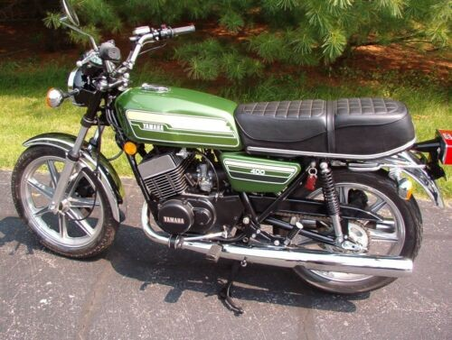 1976 Yamaha RD400 for sale