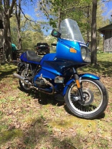 1977 BMW R100RS Blue for sale
