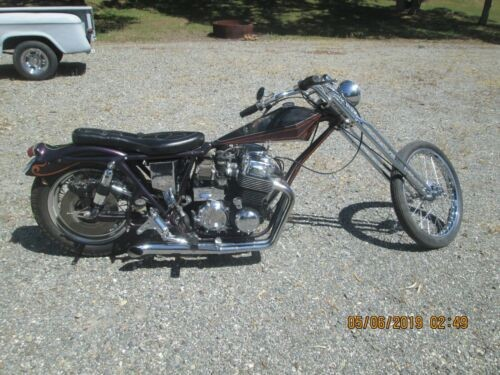 1977 Custom Built Motorcycles Chopper for sale