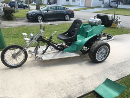 1977 Custom Built Motorcycles MC Green for sale