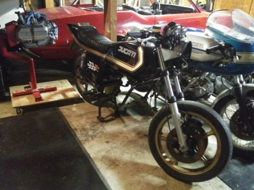1977 Ducati 900SD Darmah Black for sale craigslist