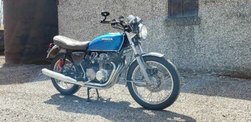1977 Honda CB Blue for sale