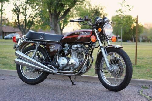 1977 Honda CB Brown for sale