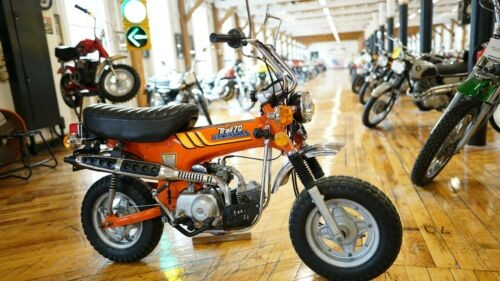 1977 Honda CT SHINY ORANGE for sale craigslist