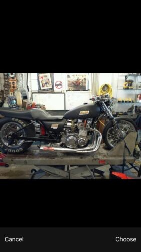 1977 Kawasaki Kz 1000 Black for sale craigslist