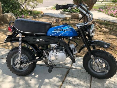 1977 Kawasaki Other Blue for sale