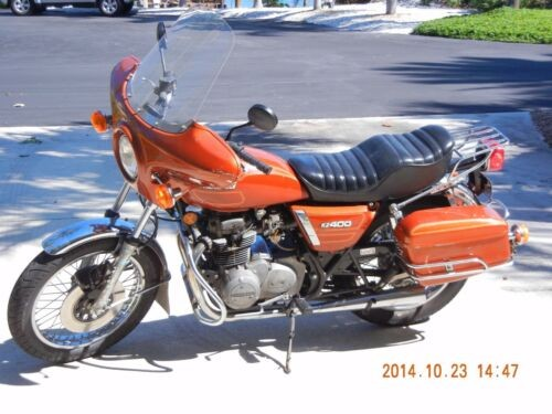 1977 Kawasaki Other Burnt Orange for sale craigslist