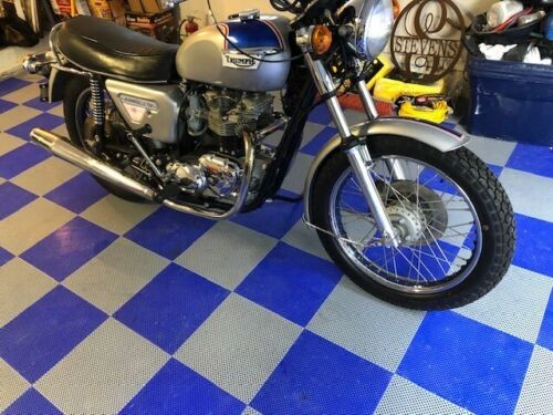 1977 Triumph Bonneville for sale craigslist