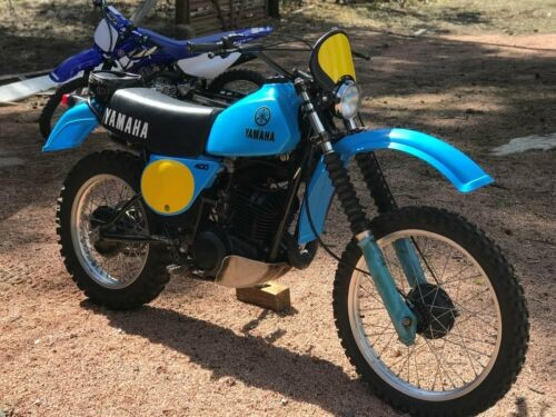 1977 Yamaha Other Blue for sale