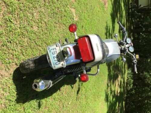1977 Yamaha Other Silver/Black for sale craigslist