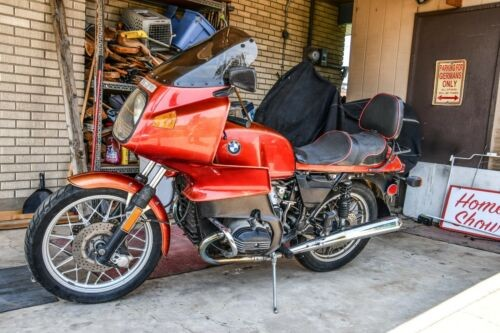 1978 BMW R-Series Red for sale