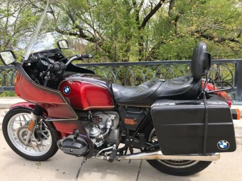 1978 BMW R-Series Smoke Red for sale