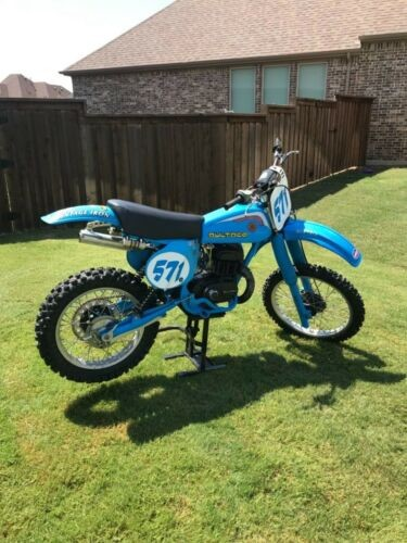 1978 Bultaco 206 Blue for sale craigslist