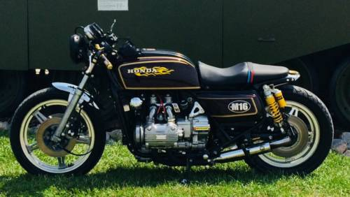 1978 Custom Built Motorcycles Gl1000 Brown for sale craigslist