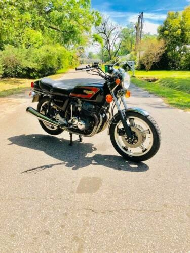 1978 Honda CB Black for sale