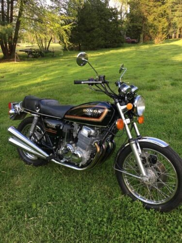 1978 Honda CB Black for sale craigslist