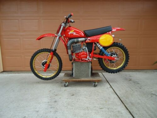 1978 Honda CR250R Elsinore Red for sale craigslist