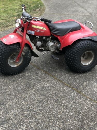 1978 Honda Other Red for sale