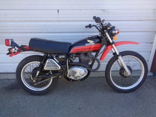 1978 Honda XL 350 for sale