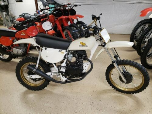 1978 Honda xr75 for sale