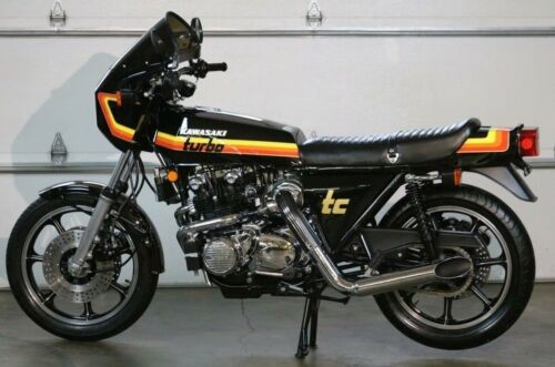 1978 Kawasaki KAWASAKI Z1R-TC 1000 MOLLY GRAPHICS Black for sale craigslist
