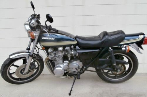 1978 Kawasaki KZ 1000 Green for sale craigslist