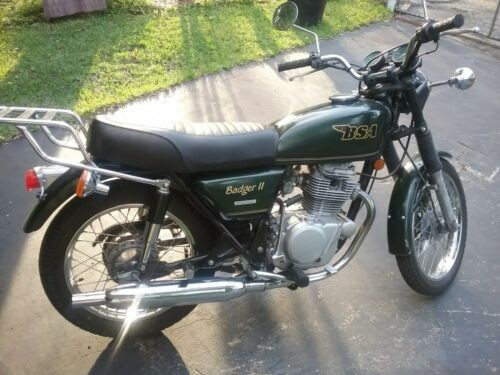 1978 Kawasaki KZ200 Green for sale craigslist