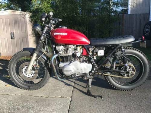 1978 Kawasaki Other Red for sale