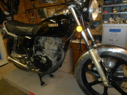 1978 Yamaha sr500 for sale