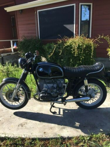 1979 BMW R-Series Black for sale