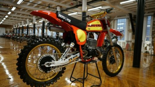1979 Honda CR250R Elsinore Red for sale craigslist