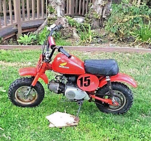 1979 Honda Mini Trail for sale craigslist