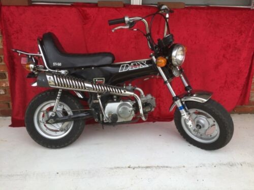 1979 Honda St50 Black for sale craigslist