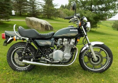 1979 Kawasaki LTD 1000 Blue for sale craigslist