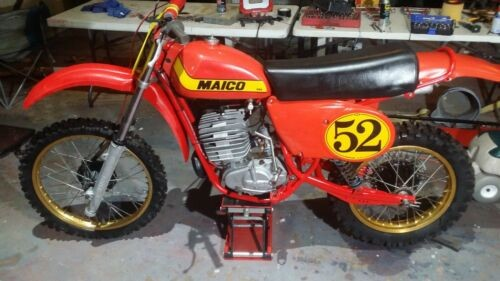 1979 Other Makes 440 Open Motocross Red for sale craigslist