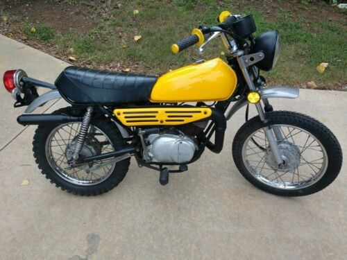 1979 Yamaha GT 80 Yellow for sale craigslist