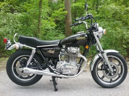 1979 Yamaha XS Black for sale craigslist