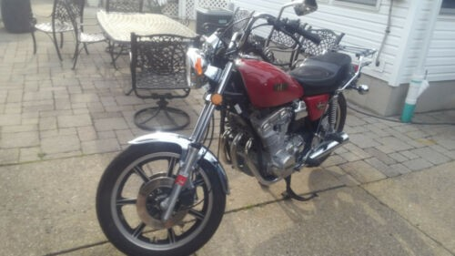 1979 Yamaha XS Red for sale