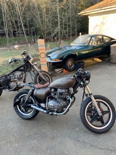 1980 Custom Built Motorcycles Bobber Earth for sale