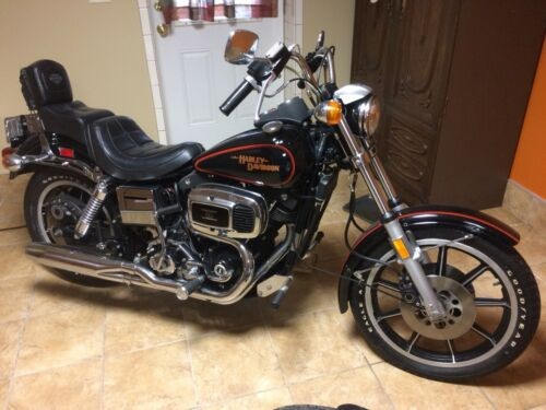 1980 Harley-Davidson Other Black for sale craigslist
