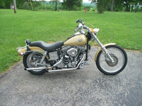 1980 Harley-Davidson WIDE GLIDE RIVERSIDE Gold for sale craigslist