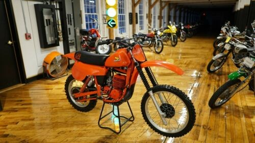 1980 Honda CR RED for sale craigslist