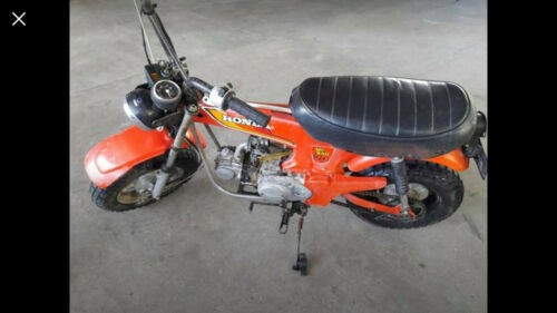 1980 Honda CT Red for sale craigslist