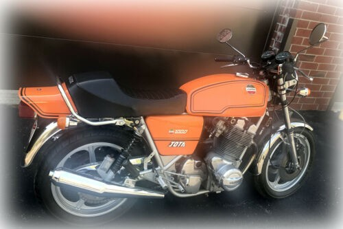 1980 Other Makes Laverda Jota Orange for sale