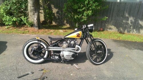 1980 Other Makes custom bobber custom paint for sale craigslist