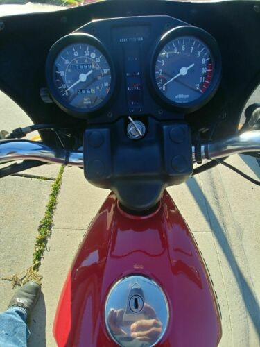 1980 Suzuki GS red for sale