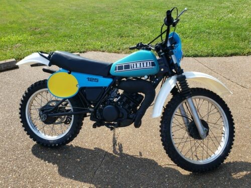 1980 Yamaha IT for sale craigslist