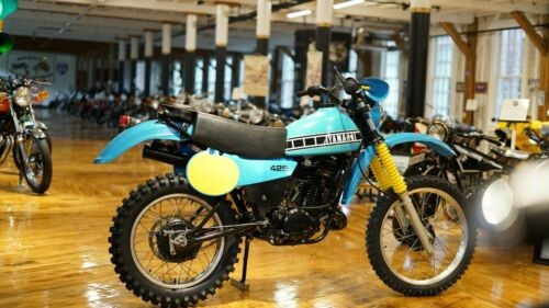 1980 Yamaha IT425 Blue for sale craigslist